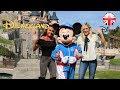 DISNEYLAND PARIS | Famous Faces at the Disneyland Paris Half-Marathon! | Official Disney UK