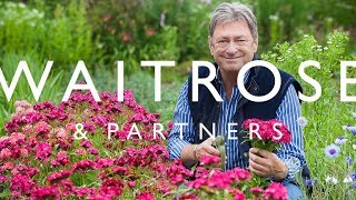 Alan Titchmarsh's Summer Garden - how to feed your plants - Waitrose Garden