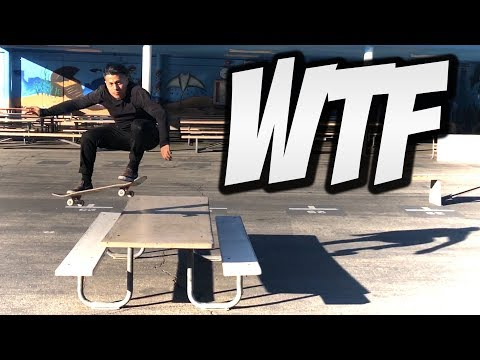 SKATEBOARDER IS CRAZY Ft.  JOEL PEREZ & MORE !!! -  NKA VIDS -