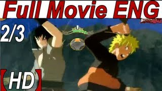 Naruto Shippuden The Movie: 6 - Naruto Shippuden: Ultimate Ninja Storm 3 'Full Movie' [English Dub 2/3]【Anime Longplay】
