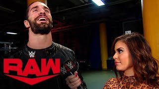 Seth Rollins responds to allegations of not helping KO: Raw, Dec. 2, 2019