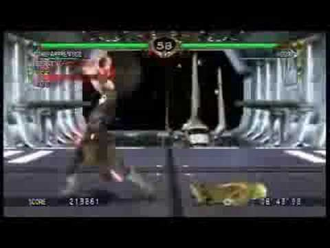SoulCalibur IV (Arcade) - The Apprentice vs. Yoda {X360}