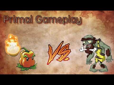 Plants Vs Zombies 2 Every Plant Power Up vs Jurassic Bully :: PART 3