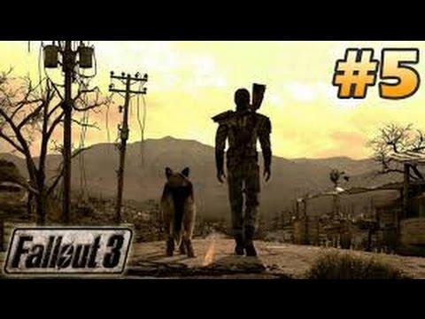 BOTTLECAP RAIDER! - Fallout 3 Ep. 5