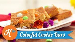 Resep Colorful Cookie Bars | ALPIN REYNER