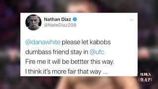 MMA Pros React to Khabib Nurmagomedov threatening to quit UFC if they fire Zubaira Tukhugov