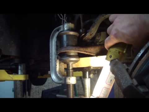 Crown Victoria or Grand Marquis Upper and Lower Ball Joint Change / Replacement