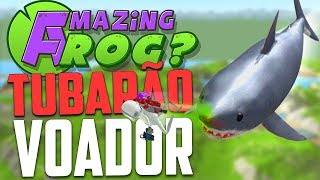 Download Lagu TUBARÃO VOADOR! - Amazing Frog Gratis STAFABAND