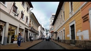 A Tour of the Historic Centre of Quito