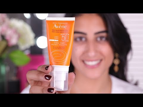 Eau Thermale Avène Very High Protection Cream SPF50+  - Reviewed!