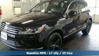 New 2017 Volkswagen Touareg Saint Paul MN Minneapolis, MN #82376