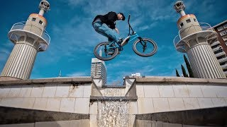 BACK IN BARCELONA! (BMX Trip)