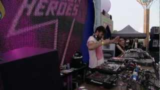Andre Galluzzi at Tomorrowland 2012