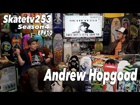 The First Time We Meet With (Andrew Hopgood)