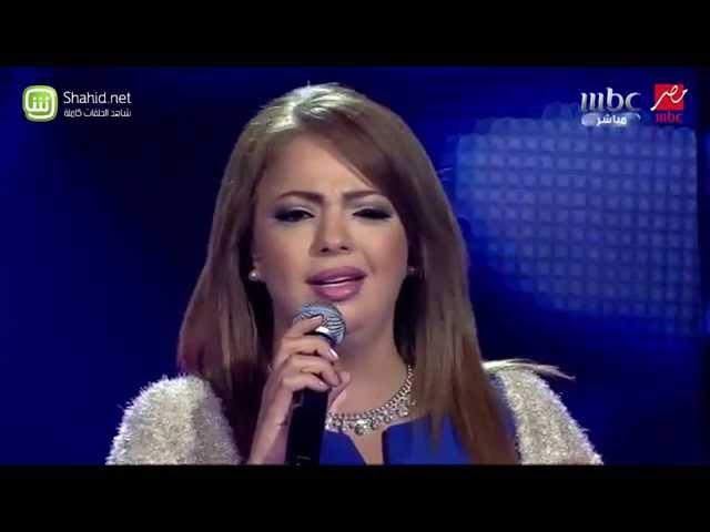 Arab Idol - سهر أبو شروف - دخل عيونك حاكينا - الحلقات المباشرة