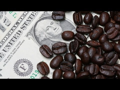 Why coffee's the hottest commodity in town