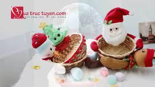 Quà Tặng Giáng Sinh Độc Đáo Ý Nghĩa 2018- Quatructuyen.com