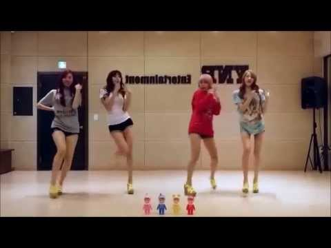 Bestie love options mirrored dance practice