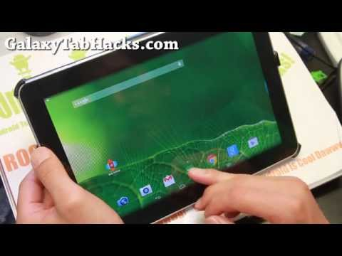 Android 4.4.4 + Root for Galaxy Tab 10.1! [Omni]