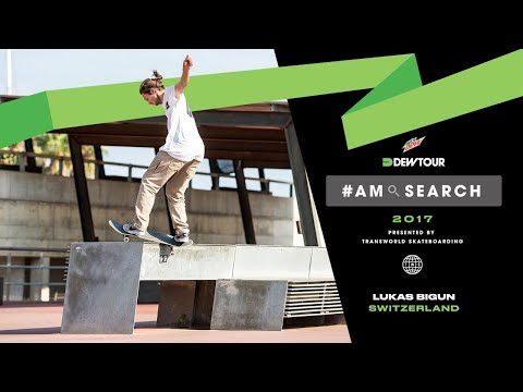 Lukas Bigun Interview | Dew Tour Am Series 2017 Barcelona