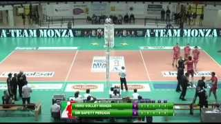 Vero Highlights A1M: Monza-Perugia