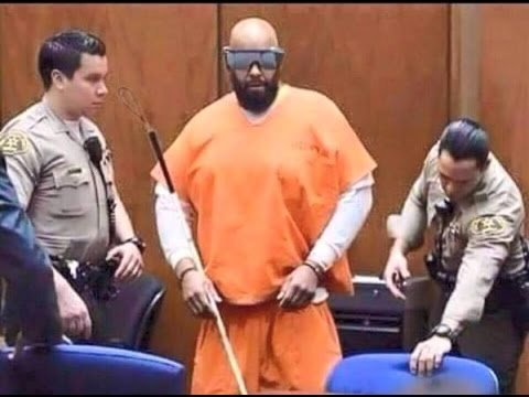 Suge Knight FAINTS After Bail Set to $25 Million.