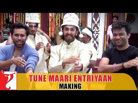 Making Of The Song - Tune Maari Entriyaan - Gunday