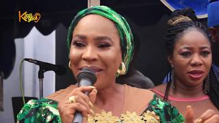 She's Most Intelligent & Respectful Wife,Sola Kosoko's Husband, Fathia Balogun ,Toyosi Declares