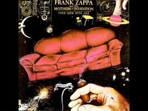 Frank Zappa - Florentine Pogen