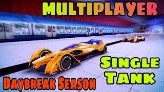 Asphalt 8 Multiplayer Daybreak Season Elite league 2018 McLaren X2 Single tank races
