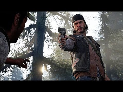 PS4 - Days Gone Trailer (E3 2016)