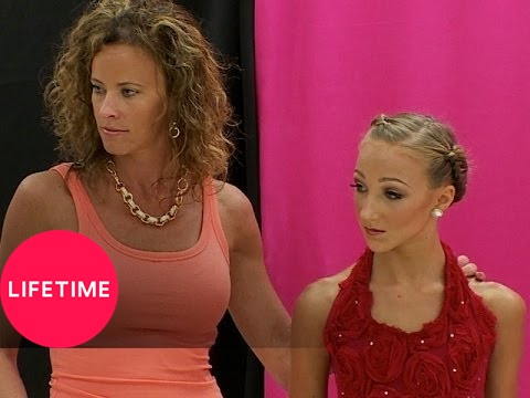Dance Moms Jeanette Gets Ava Kicked Off The Team S4 E26