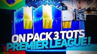 FIFA 19 -  ON PACK 3 GROS TOTS PREMIER LEAGUE DANS LE MEME PACK OPENING !!
