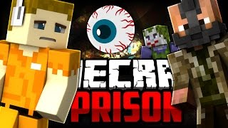 Minecraft: THEY ARE WATCHING US | Prison - Ep: 02