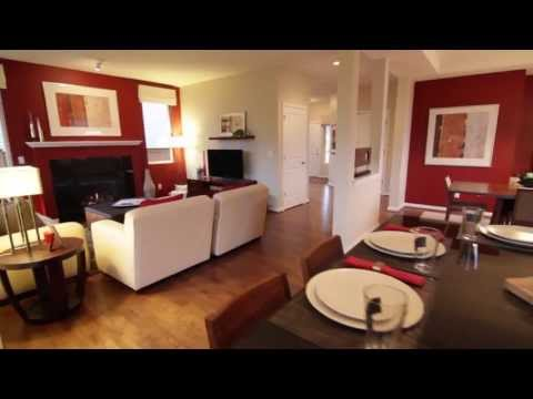 Seattle Washington Real Estate Video Tours - Polygon Homes - Coho Creek - Residence 3