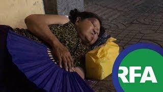 Người vô gia cư và cái Tết buồn