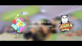 Neon Jungle - Braveheart choreography by Sergey Opolinskiy