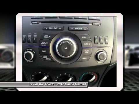 2012 Mazda Mazda3 Toledo OH K90066A
