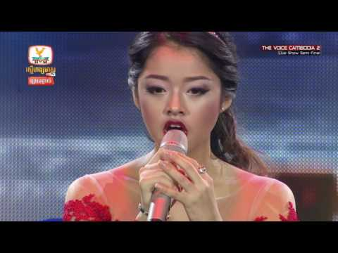 The Voice Cambodia - Reth Zusana - Live Show 12 June 2016