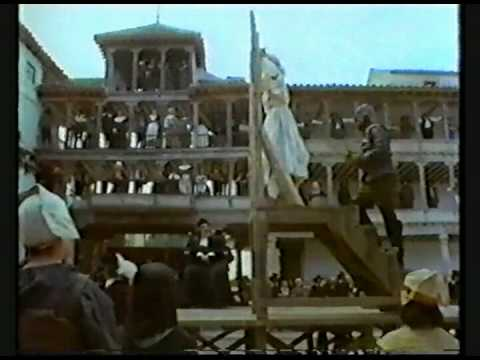 Branding Scene From The Three Musketeers