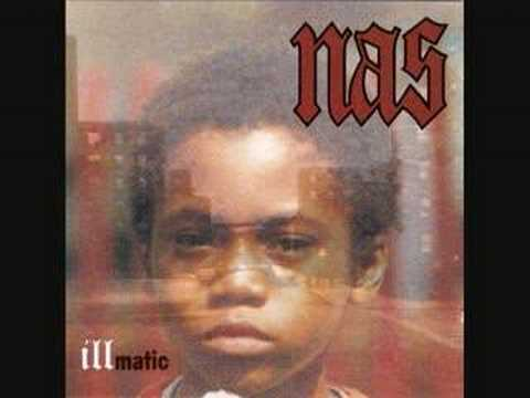 NaS - Life's A Bitch (complete with lyrics)