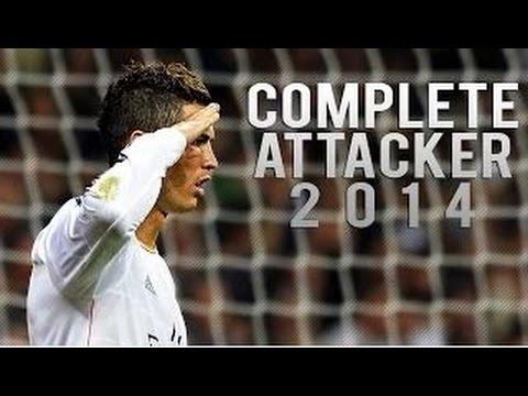Cristiano Ronaldo ||Complete attacker 2014|| by (NjrSimo) & (Javier Nathaniel) ||HD|| 720p