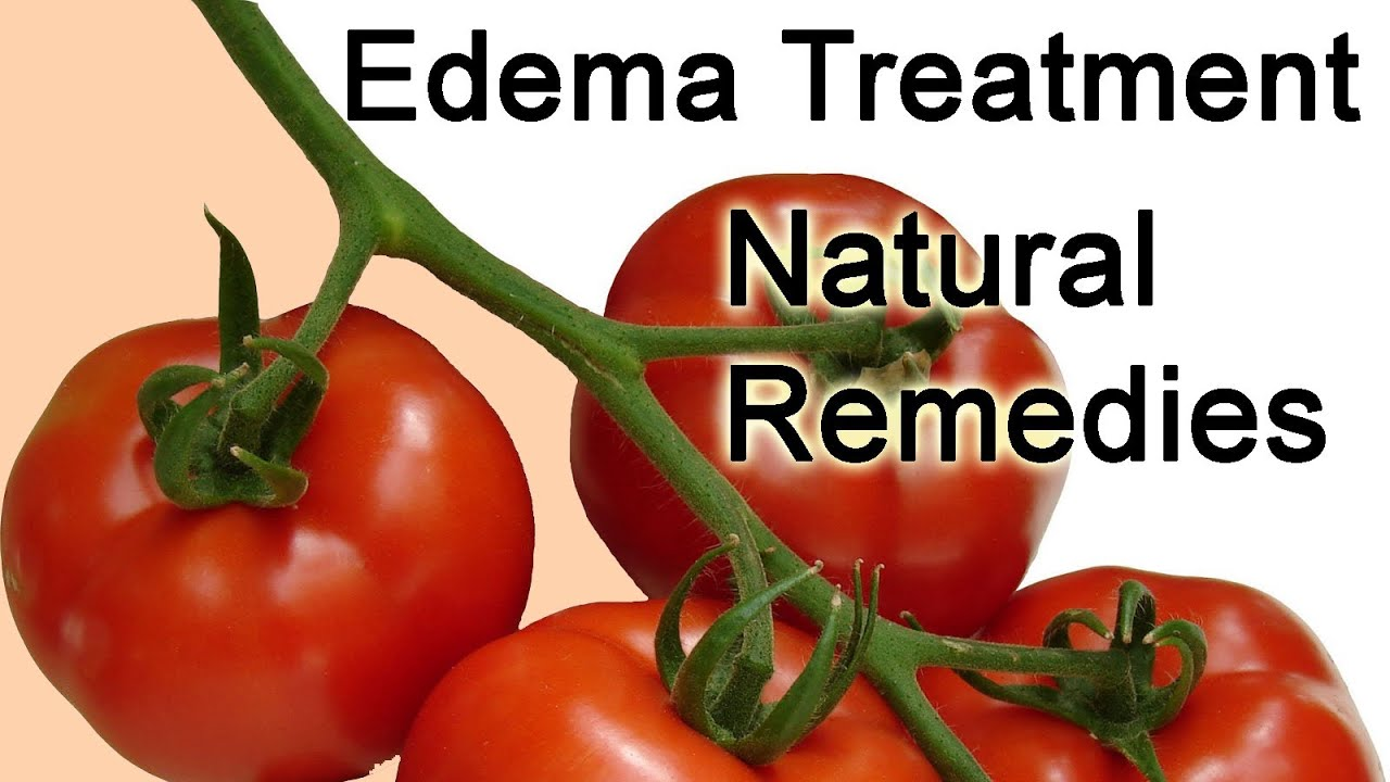 Food cures for edema uvula