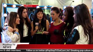 X Factor Top 4 Fifth Harmony Gals Are Obsessed With Food!