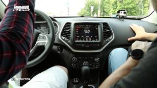 Jeep Cherokee NEW - Большой тест-драйв (видеоверсия) / Big Test Drive
