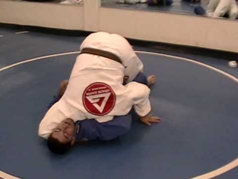 BJJ Techniques: Guillotine Escape Image 1