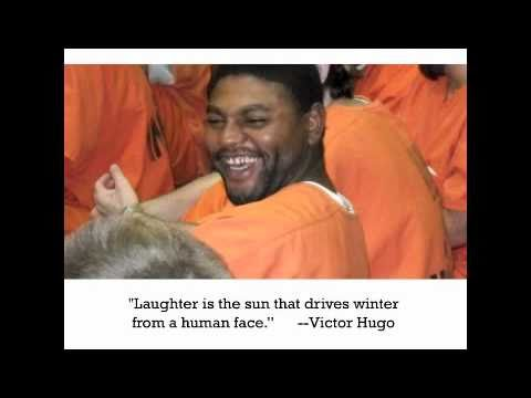 Laughing for No Reason in Prison