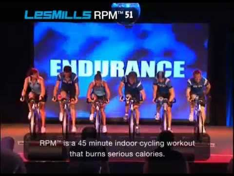 Les Mills RPM™ 51 (footage from Ultimate Super Workshop Sydney, 2011)