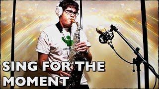 Eminem Video - Eminem - Sing for the Moment - Alto Saxophone - BriansThing
