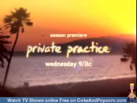 PRIVATE PRACTICE - Official Trailer